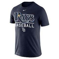 Men's Nike Tampa Bay Rays Practice Tee