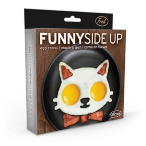 Fred & Friends Funny Side Up Animal Egg Mold