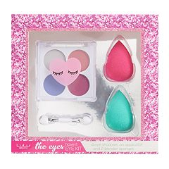 Girls 4-16 Eye Shadow & Beauty Blend Set