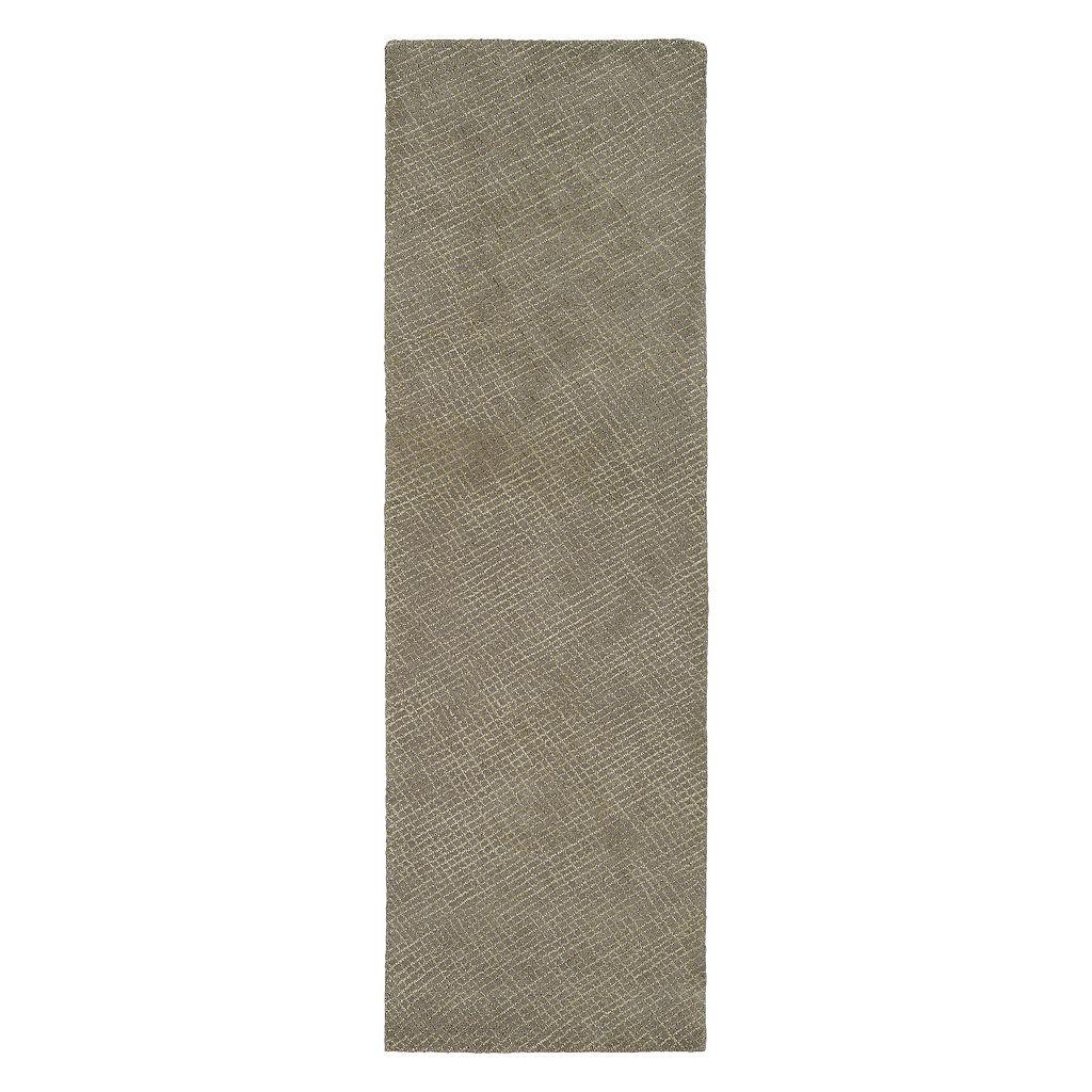 Kaleen Textura Rafia Geometric Wool Rug