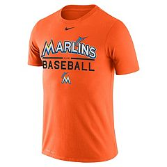 Men's Nike Miami Marlins Practice Tee