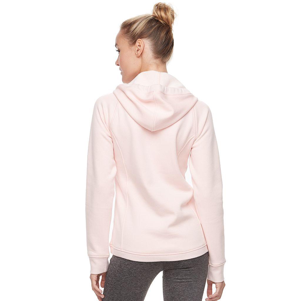Women's FILA SPORT® Andare Fleece Drop Collar Pullover Top