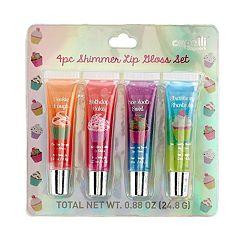 Girls 4-16 Sweet Treat Shimmer Lip Gloss Set