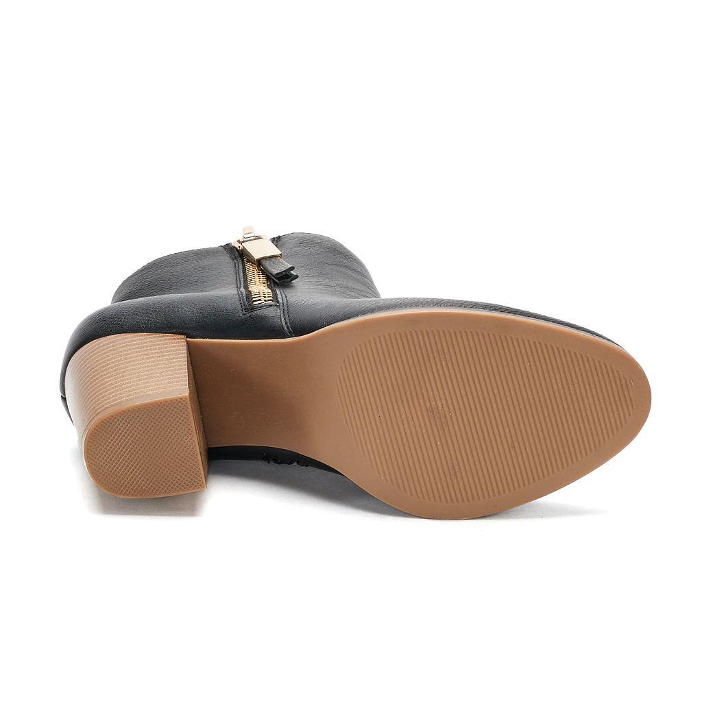 Apt. 9® Associate Women's High Heel Ankle Boots