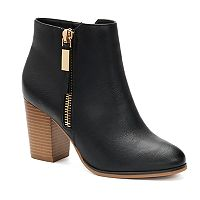 Apt. 9® Associate Women's High Heel Ankle Boots