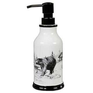 Creative Bath Sketches Soap Pump