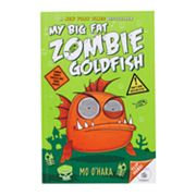 Kohl's Cares® 'My Big Fat Zombie Goldfish' Activity Book