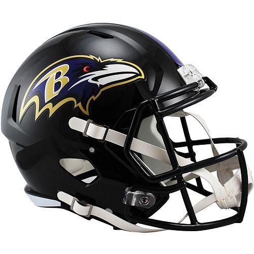 Riddell NFL Baltimore Ravens Speed Replica Helmet