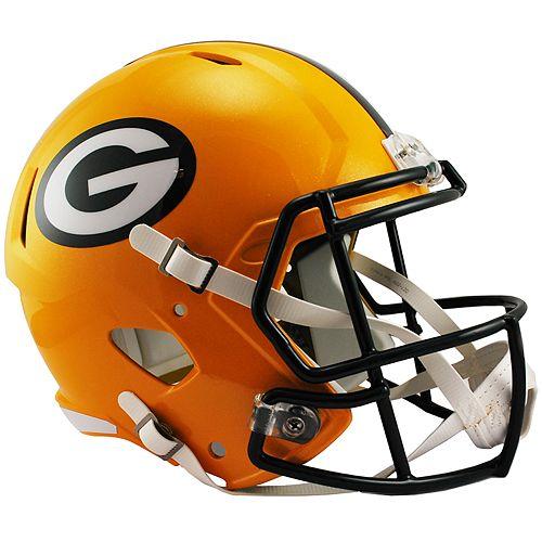 Riddell NFL Green Bay Packers Speed Replica Helmet