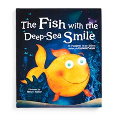 Kohl's Cares®'The Fish with the Deep Sea Smile' Book