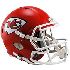Riddell NFL Kansas City Chiefs Speed Replica Helmet