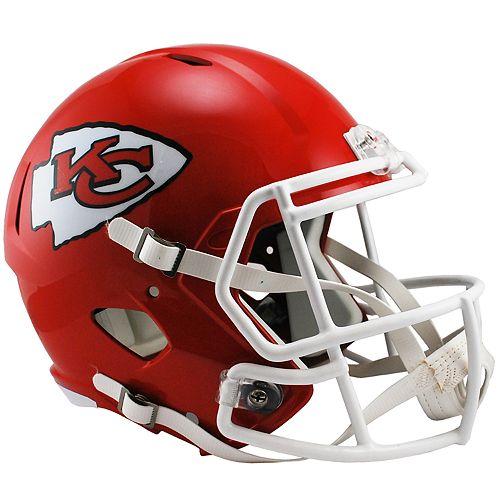 Riddell NFL Kansas City Chiefs Speed Replica Helmet