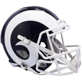 Riddell NFL Los Angeles Rams Speed Replica Helmet