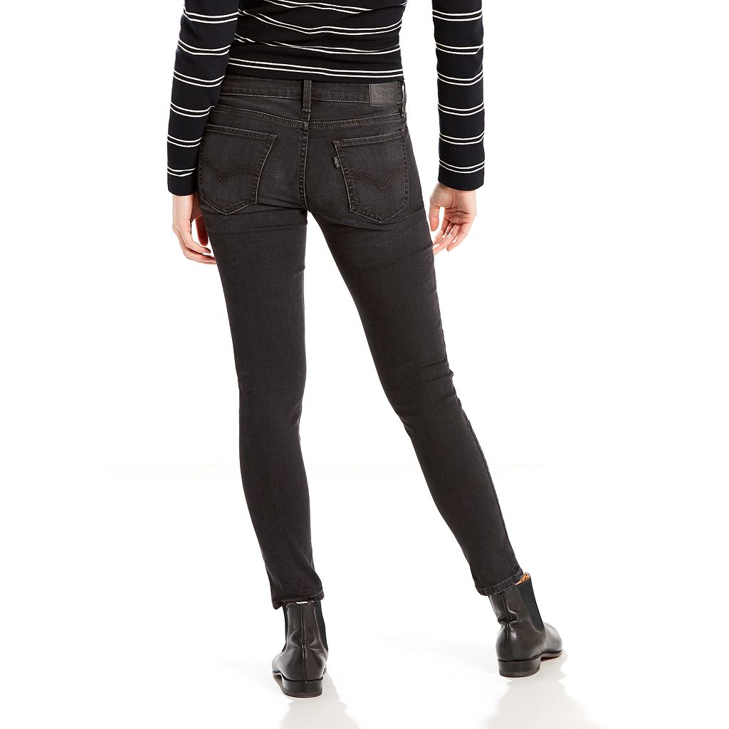 Women's Levi's® 711 Zip-Up Skinny Jeans