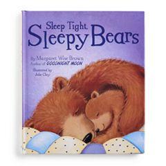 Kohl's Cares®'Sleep Tight Sleepy Bear' Book