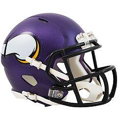 Riddell NFL Minnesota Vikings Speed Replica Helmet