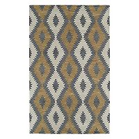 Kaleen Tribal Wyndham Geometric Wool Rug
