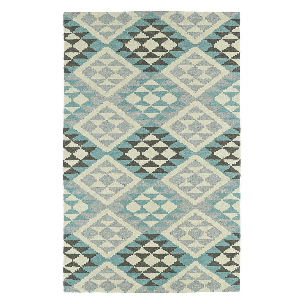 Kaleen Tribal Cassell Geometric Wool Rug
