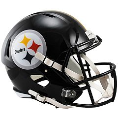 Riddell NFL Pittsburgh Steelers Speed Replica Helmet