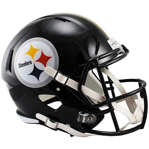 Riddell NFL Pittsburgh Steelers Speed Replica Helmet