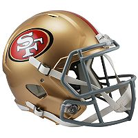 Riddell NFL San Francisco 49ers Speed Replica Helmet
