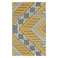 Kaleen Tribal Oasis Geometric Wool Rug