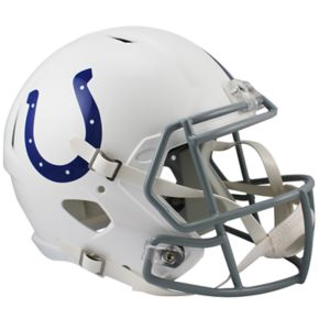 Riddell NFL Indianapolis Colts Speed Replica Helmet