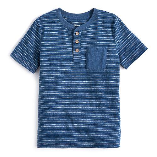 Boys 4-7x SONOMA Goods for Life™ Textured Henley