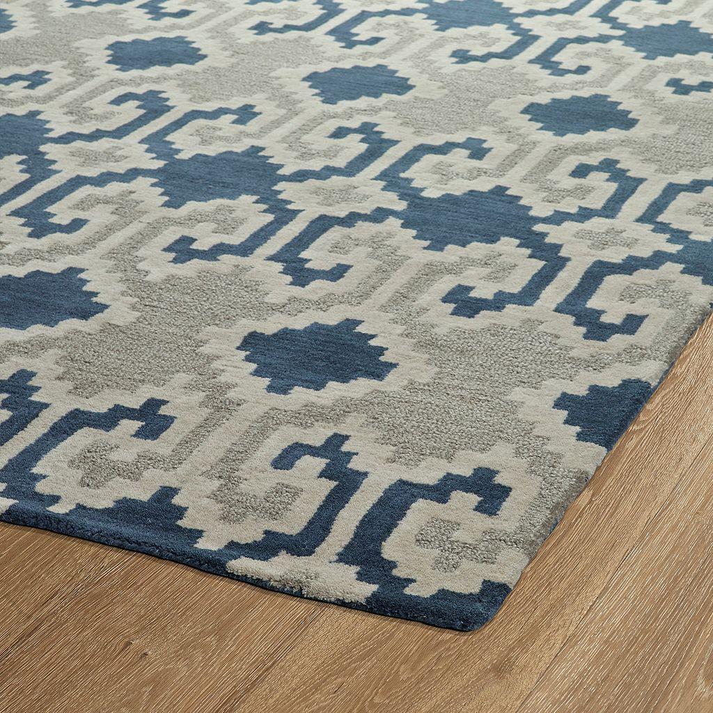 Kaleen Tribal Ravella Geometric Wool Rug