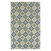 Kaleen Tribal Ember Geometric Wool Rug