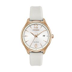 Citizen Eco-Drive Women's Chandler Crystal Watch - FE6103-00A
