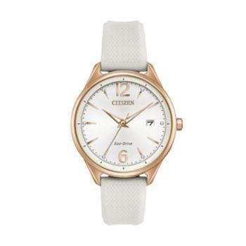 Citizen Eco-Drive Women's Chandler Crystal Watch - FE6103-00A