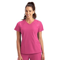 Women's Jockey Scrubs Performance RX Make Your Move Top