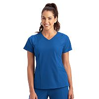Plus Size Jockey Scrubs Performance RX Make Your Move Top
