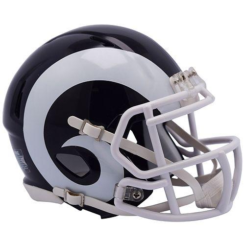 Riddell NFL Los Angeles Rams Speed Mini Replica Helmet