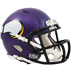 Riddell NFL Minnesota Vikings Speed Mini Replica Helmet