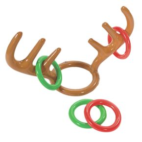 J.B. Nifty Inflatable Antler Toss Game