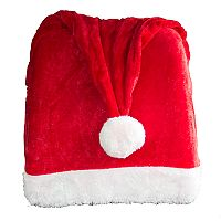 J.B. Nifty Santa Hat Holiday Seat Cover