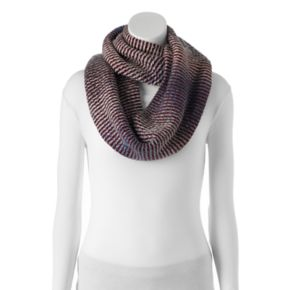 madden NYC Spectrum Knit Infinity Scarf