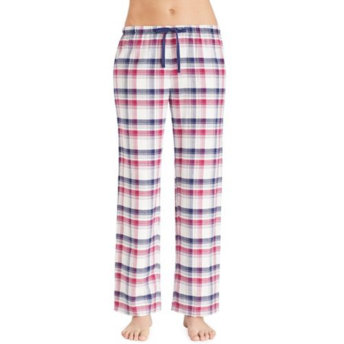 9b69228a16 Women s Jockey Pajamas  Plaid Long Pants