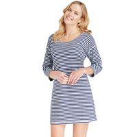 Women's Jockey Pajamas: Striped Sleep Shirt