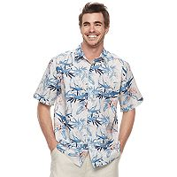 Men's Havanera Multicolor Floral Button-Down Shirt