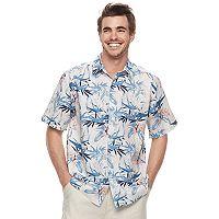 Men's Havanera Multicolor Floral Button-Down Shirt