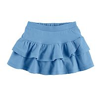Baby Girl Jumping Beans® Solid Tiered Tulip Skort