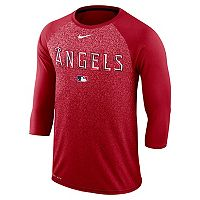 Men's Nike Los Angeles Angels of Anaheim Legend Baseball Tee