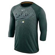 Men's Nike Oakland Athletics Legend Baseball Tee