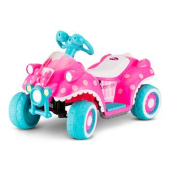 Disney's Minnie Mouse Hot Pink Ride-On