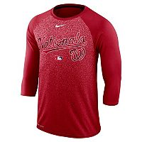 Men's Nike Washington Nationals Legend Baseball Tee