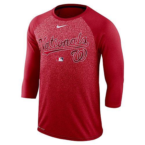 Men's Nike Washington Nationals Legend Baseball Tee