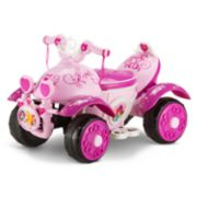 Disney Princess Premium Quad Ride-On